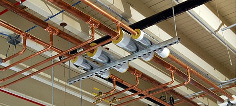 Chilled Water Piping Installation Method Statement