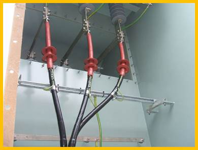Installation Method Statement For Final Electrical Connections Termination To MV & LV Equipment