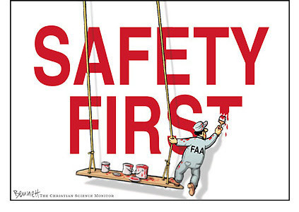 General Safety Requirements For Working On Height (Scaffolds & Ladders)