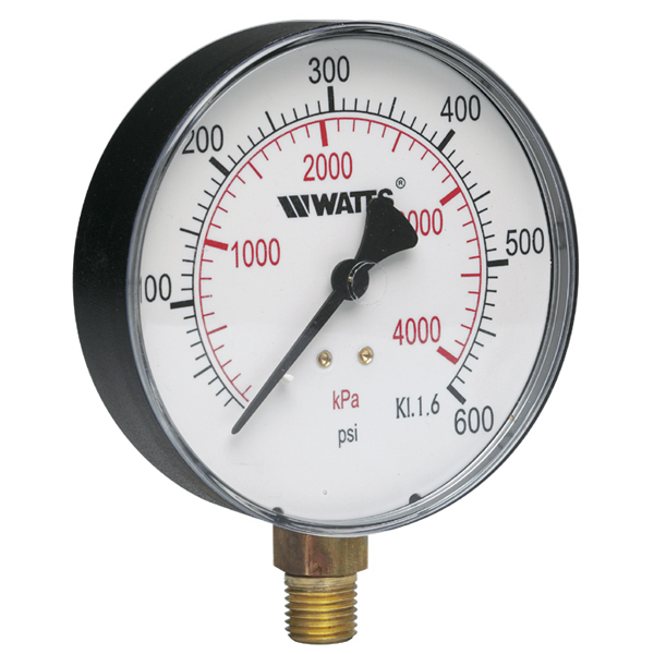 Chilled Water Pressure Hydro Testing