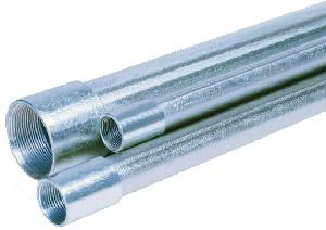 GI Conduits for electrical works