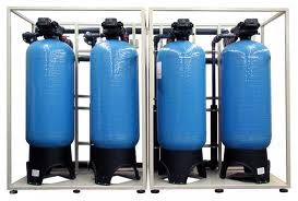 testing & commissioning of water filtration system