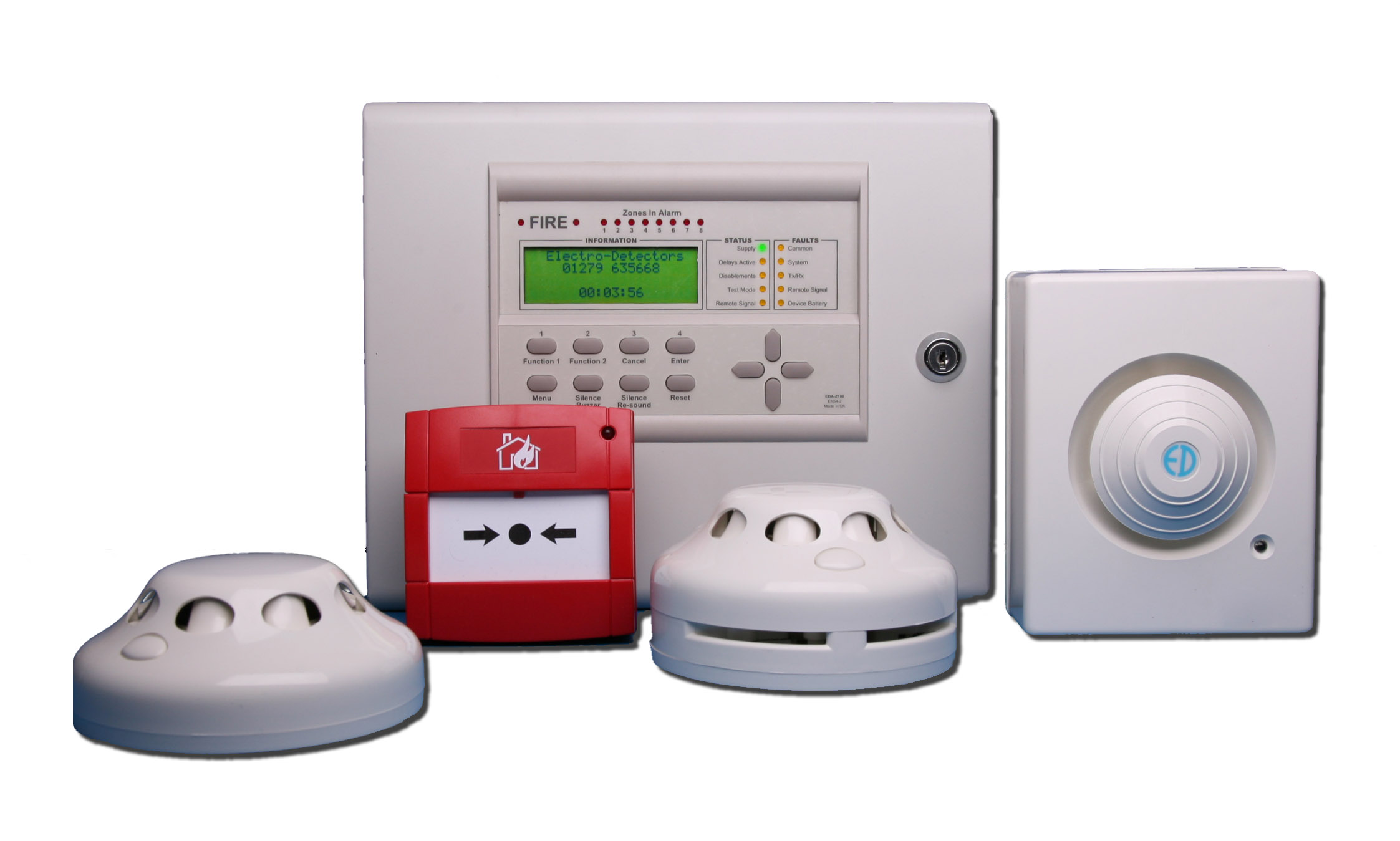 Method Statement For Fire Alarm System Installation & Testing ...