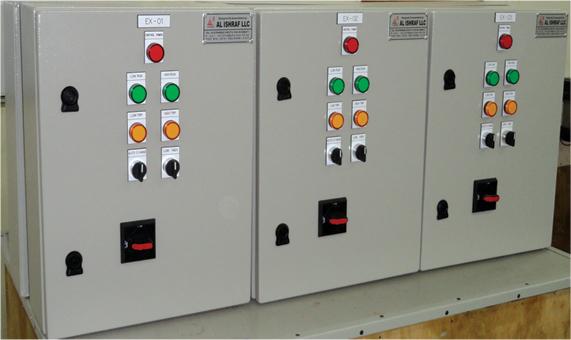Motor-Control-Centre-Panels Installation
