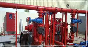 Installation, Testing & Flushing Of Firefighting Piping System