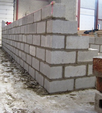 Block Work Procedure - Introduction and Installation Method
