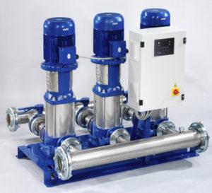 domestic water pump method statement