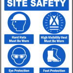 General Safety HSE Considerations at a Construction Site