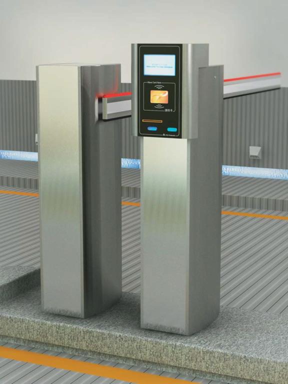tickets-dispenser-installation-method-statement