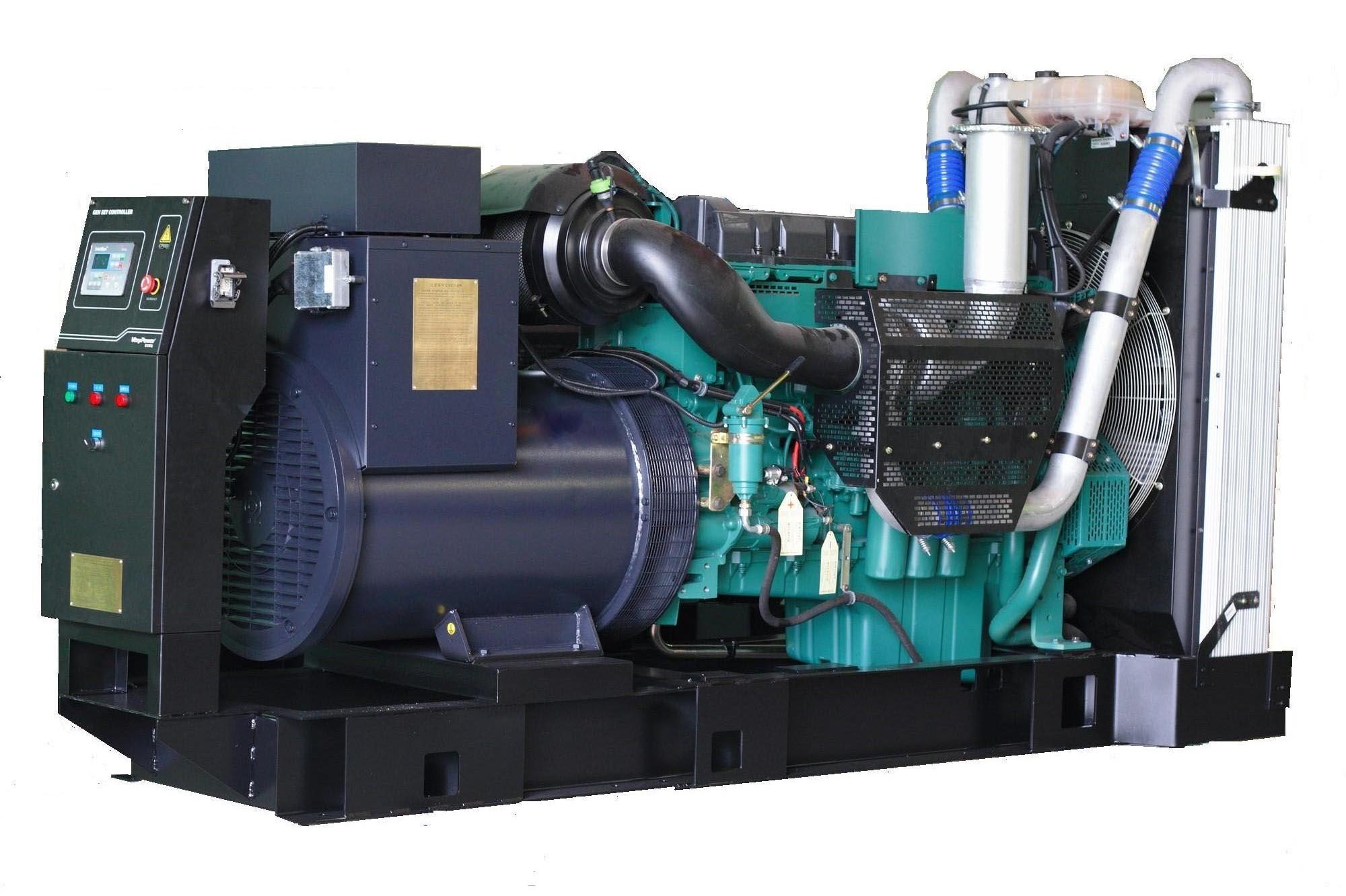 Testing & Commissioning Procedure for Start Up of Diesel Generator Genset - Method Statement HQ
