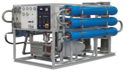 Reverse Osmosis RO Water purification