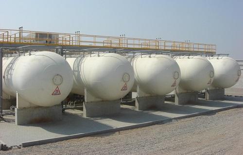 lpg storage tanks standard requirements