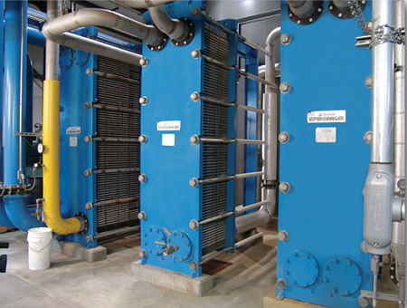 Plate Heat Exchanger Installation Method