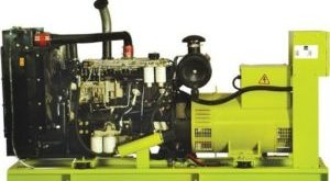 Diesel-Generator-Genset Mobilization Method