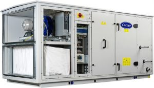 Air Handling Unit AHU FAHU Testing and commissioning Method Statement