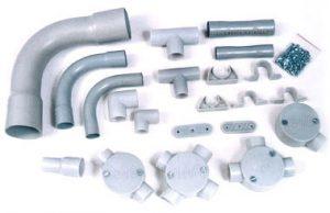 PVC Pipe & Conduit Installation