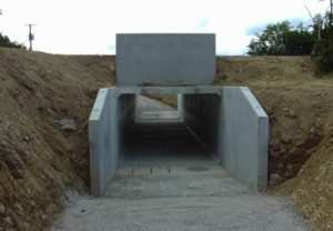 Box Culverts measurement method