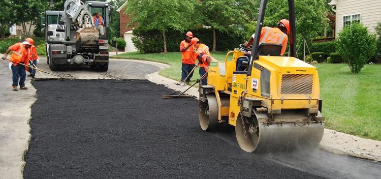 Method Statement for Flexible Pavement Asphalt Driveway